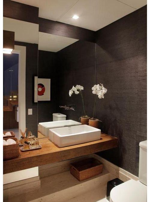 mobili bagno legno massello top piano lavabo in legno di castagno colore ciliegio chiaro