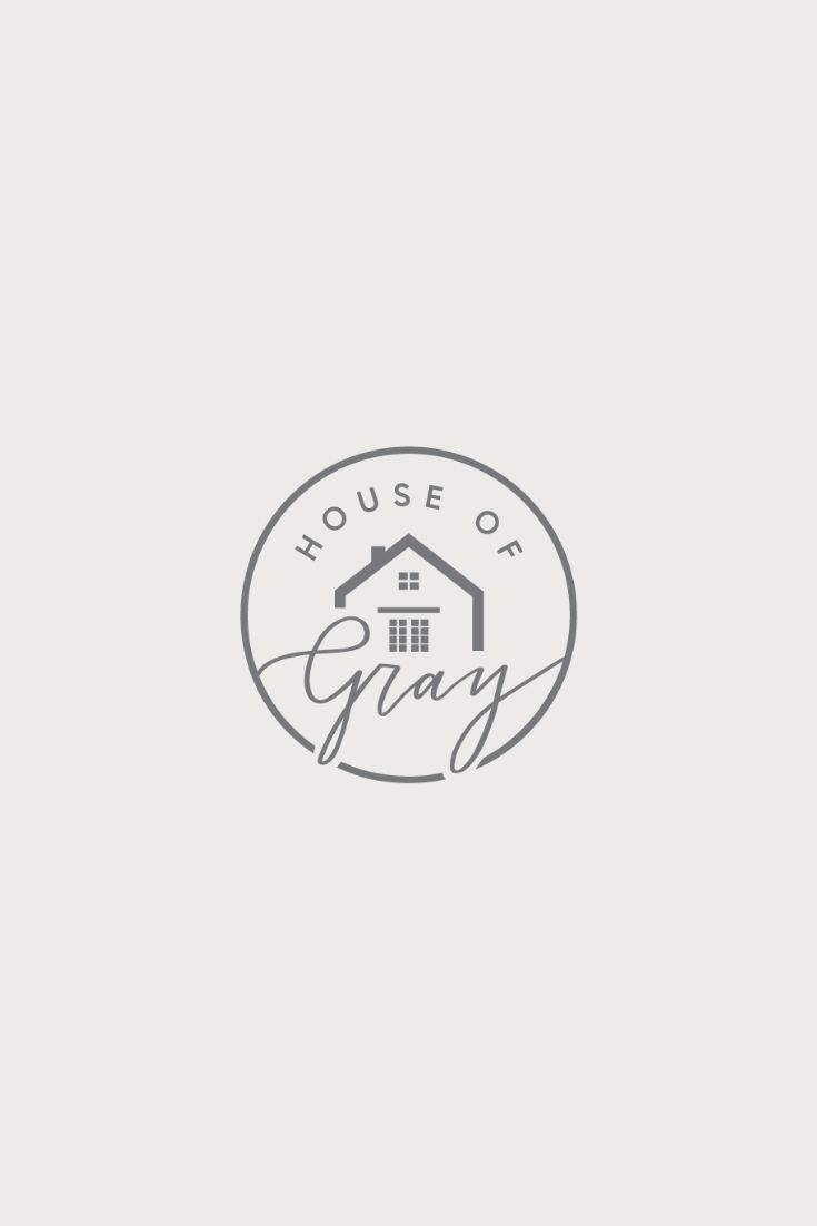 Project: House of Gray Logo — Doorpost Designs