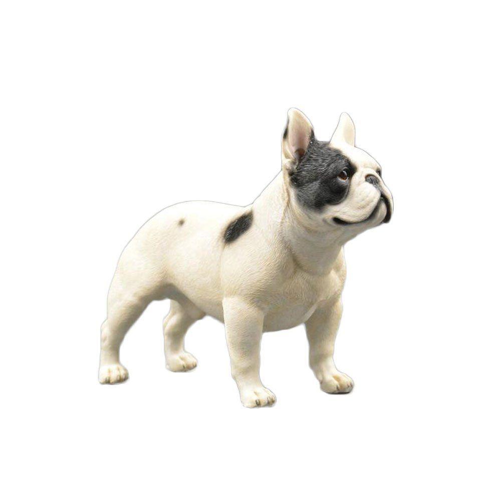 Amazon Com Pet Show Action Figure Accessories Bulldog Model