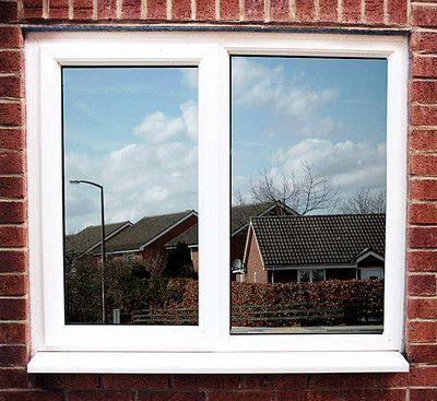 61cm x 2m One Way Mirror Window Film Solar Reflective   Window ...