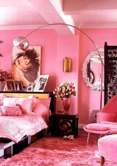 dorothy draper interiors/images   Soothing…In the Pink? Interior ...