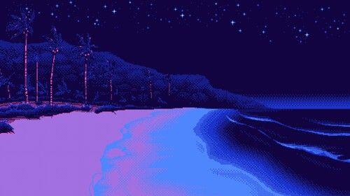 #vaporwave | Vaporwave art, Pix art, Pixel art
