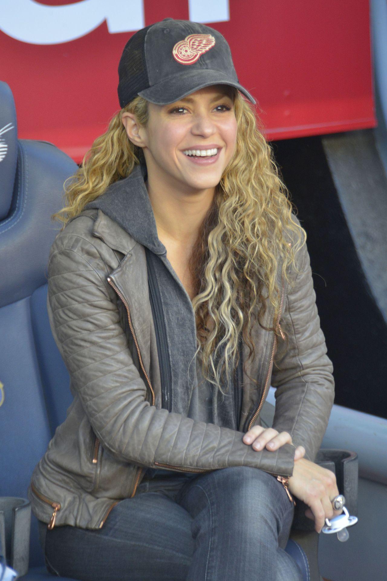Shakira Mebarak pic 816202 (With images) Shakira hair