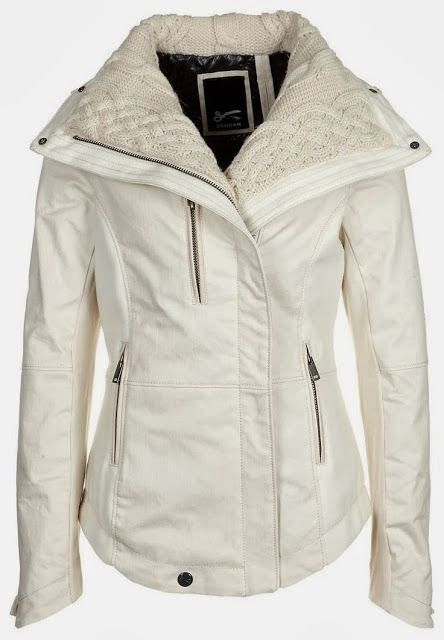 Pure white sweater jacket fashion | Fashion World | Dream Closet ...