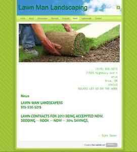 LAWN-MAN-LANDSCPERS  519-936-9215