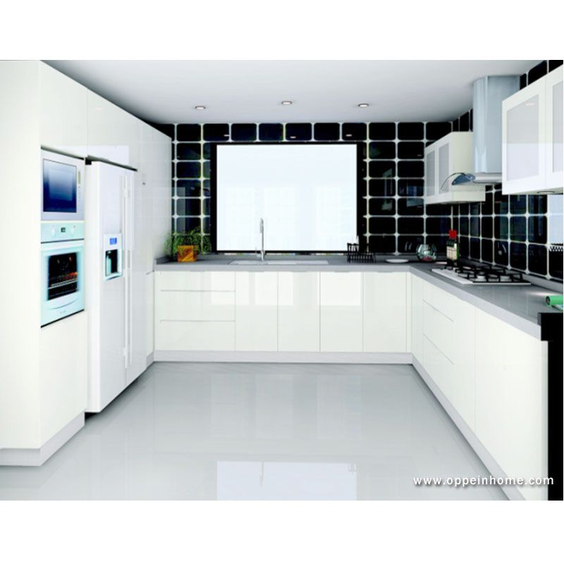 Kitchen Cabinet Was Exported To Ghana Model: OP13-CH-073