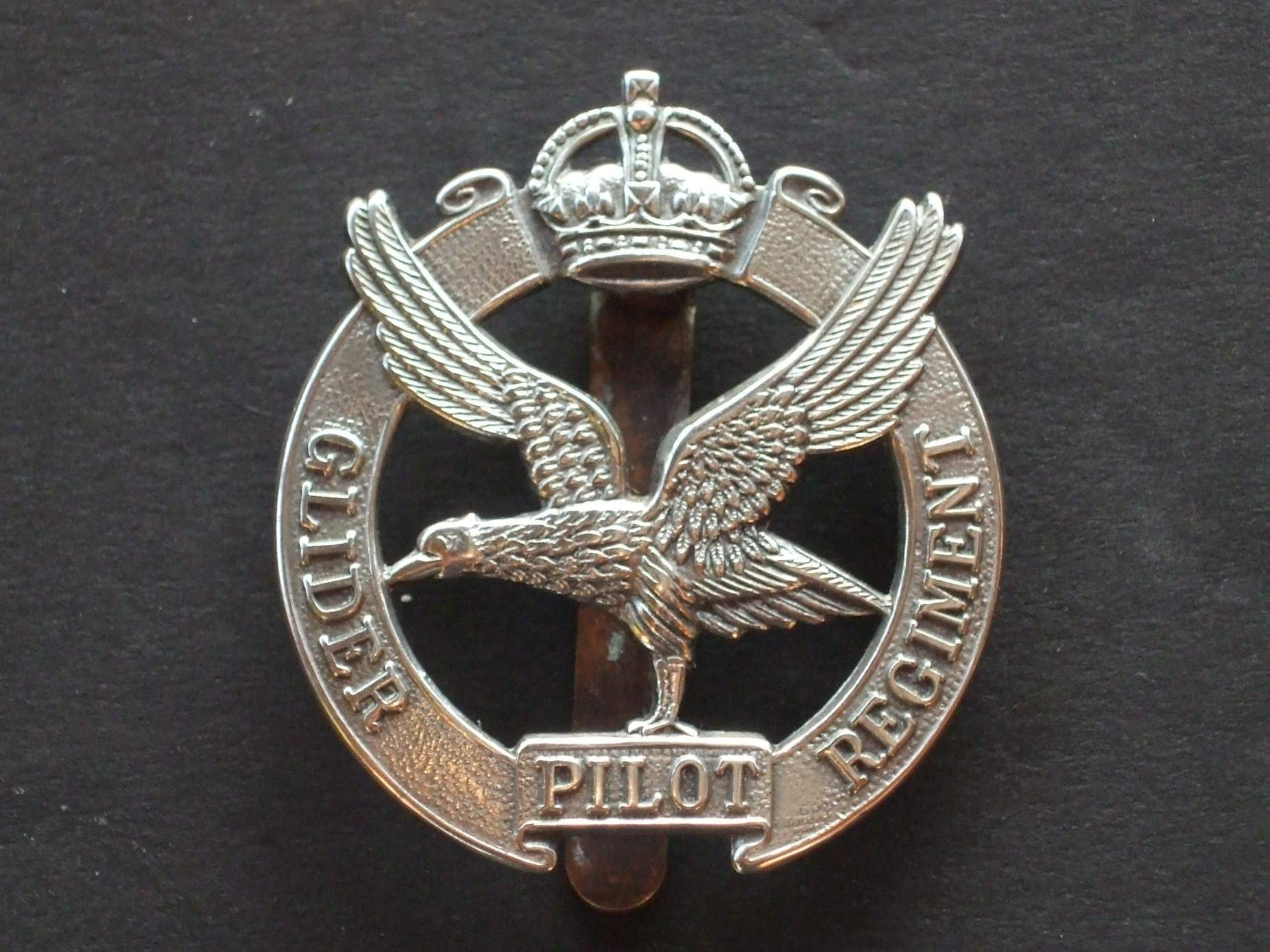 Pilot badge Royal glider regiment Military insignia