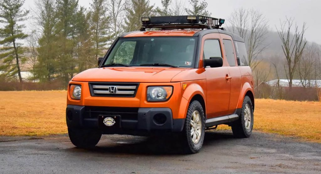 The Honda Element Was Innovative Yet Quirky Does It Still Deserve Your Attention Honda Element Honda Honda City