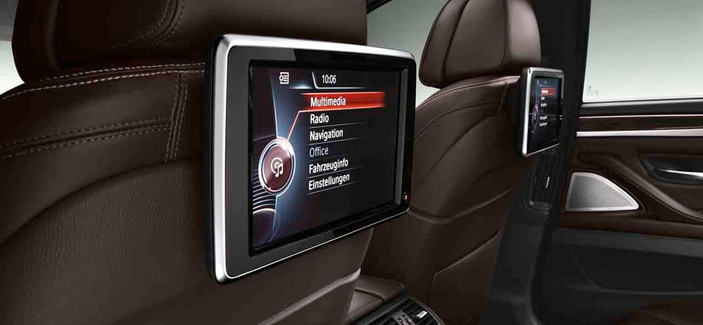 5 Series Sedan With Exclusive Nappa Leather Interior Search More