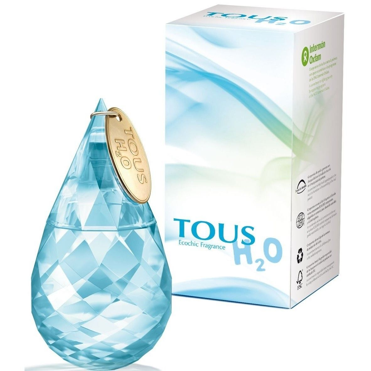 Tous H2O Women's 1ounce Eau de Toilette Spray (1 oz