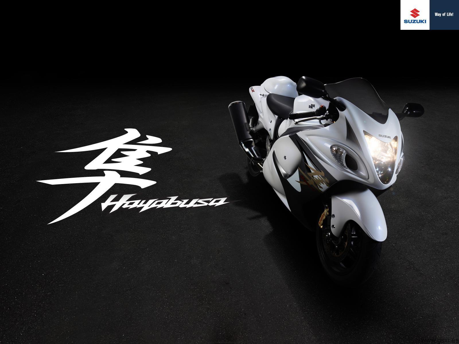 2009 Suzuki Hayabusa GSX 1300 R Wallpapers HD