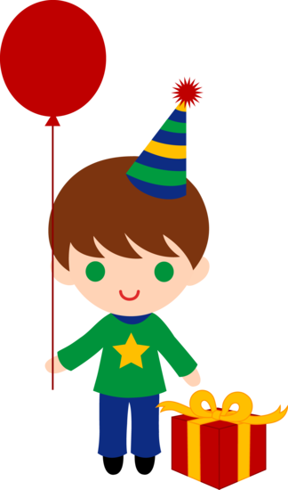 cute birthday boy clip art happy birthday tea party rh pinterest co uk birthday boy clipart images 1st birthday boy clipart