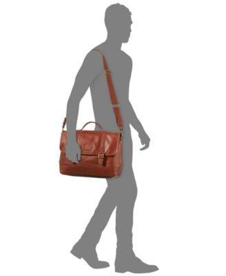 cf80095cc Cole Haan Men's Van Buren Briefenger Bag - Black | Products