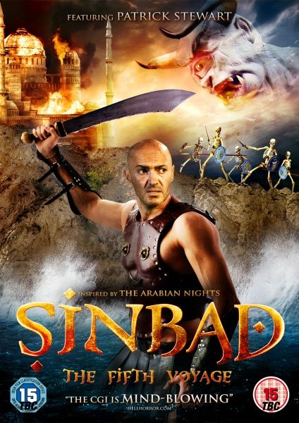 Sinbad: The Fifth Voyage (2014) Hindi Dubbed [BRRip]