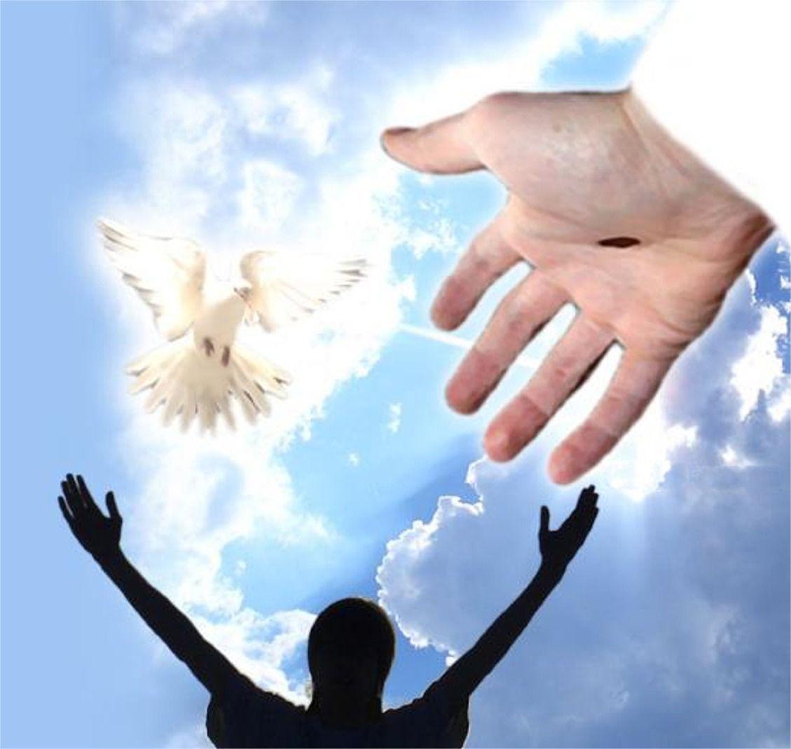 Resultado de imagen para IMAGENES COMERCIALES JESUS Y EL ESPIRITU SANTO
