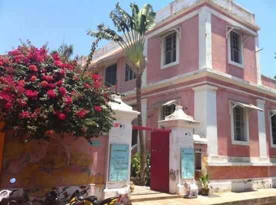 La Maison Rose Pondicherry, India and Travel magazines