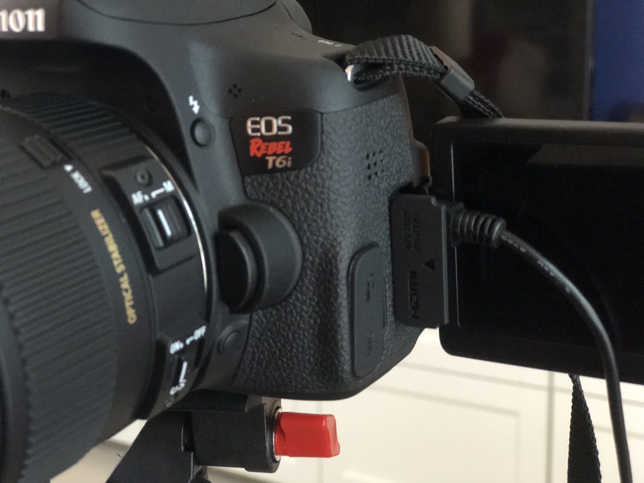 How To Use A DSLR Camera to Make Your Live Video Magical
