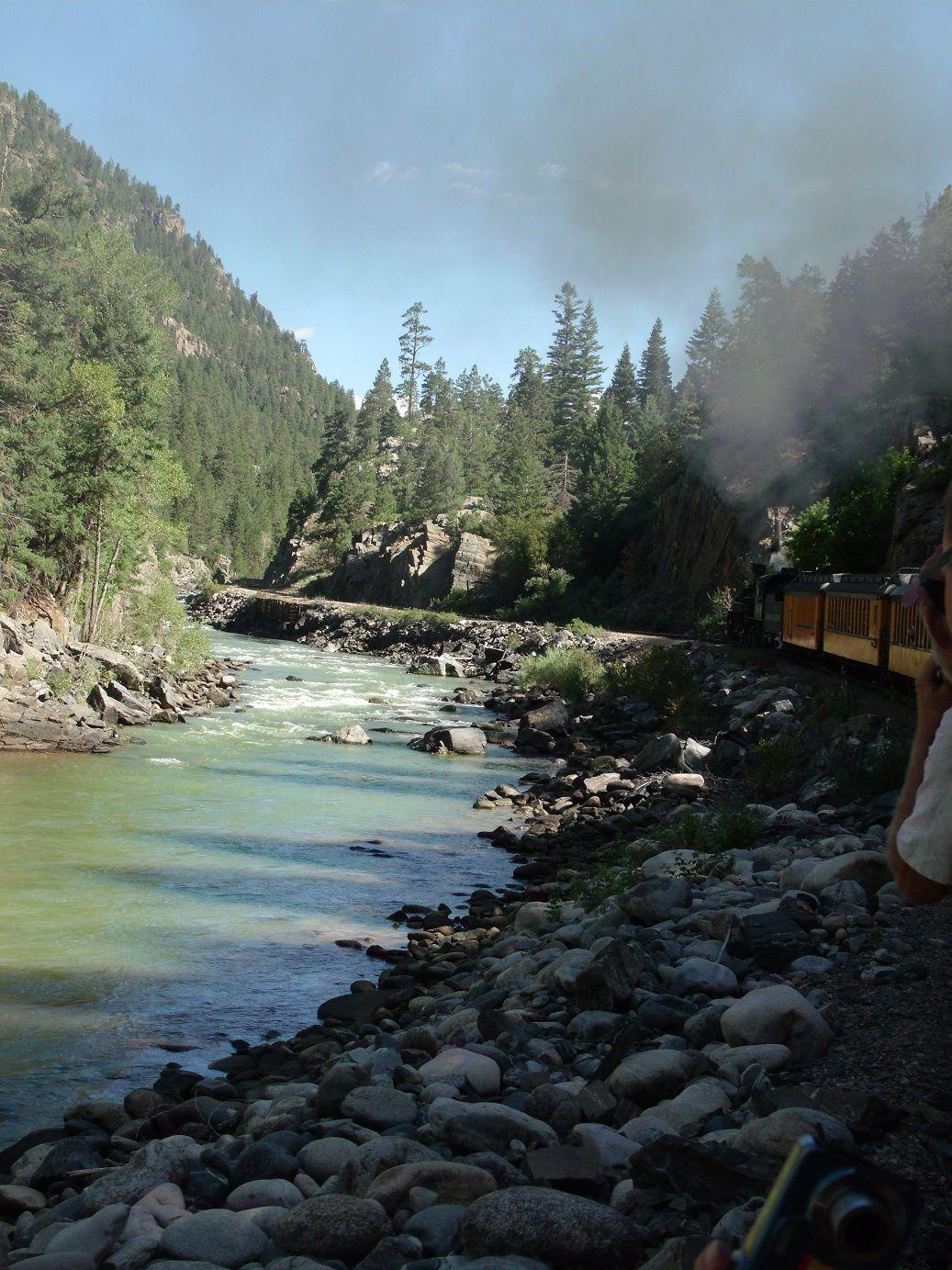 the train in durango colorado