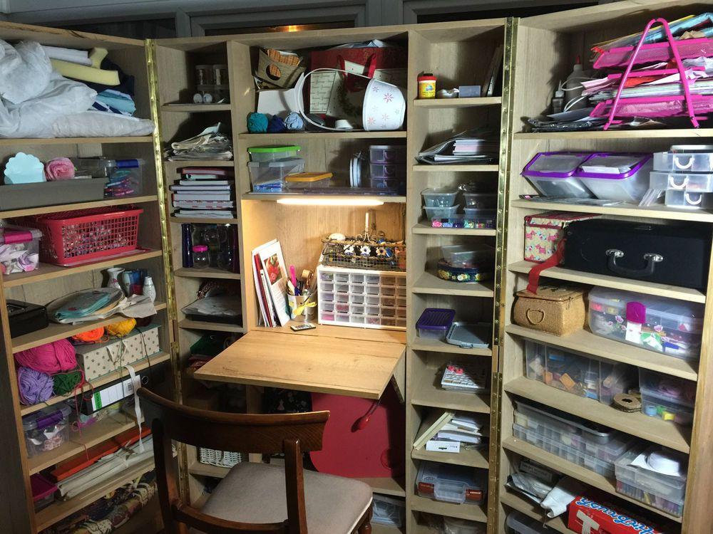 The Narnia Crafting Station (Craft Storage Unit)