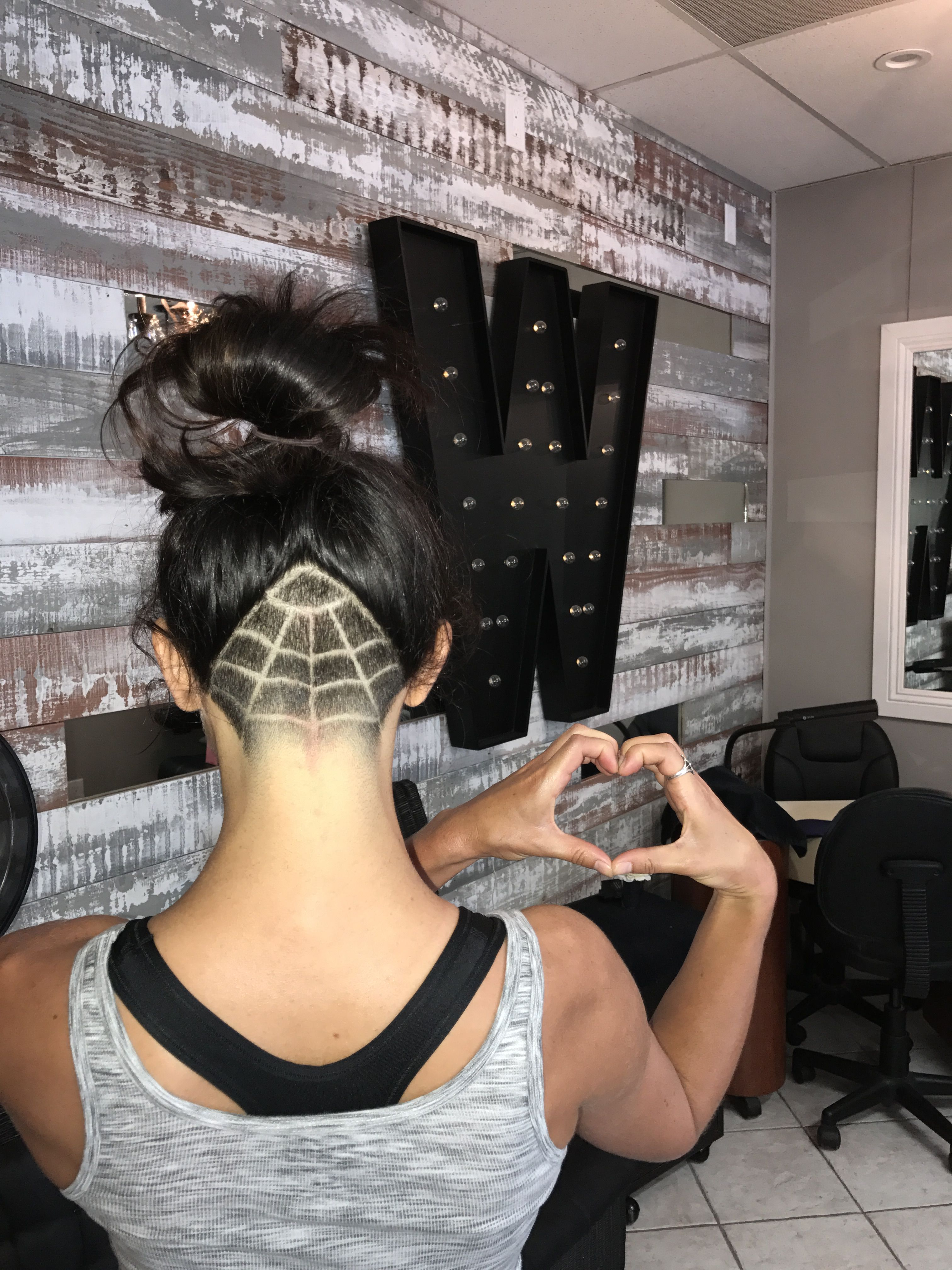 Spider Web Undercut By Ivan Ramirez The Barber Created Salonwestlake Hair Tattoo Designs Undercut Hair Designs Undercut Hairstyles,Arizona Backyard Pool Designs