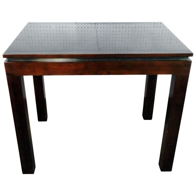 Dunbar Game Table Table Games Modern Game Tables Table Furniture