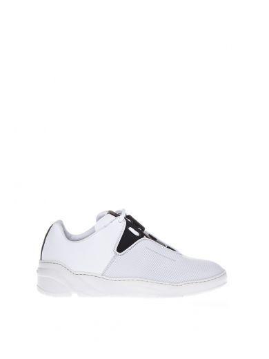Chaussures De Sport En Cuir De Course De Dior Homme 7HXp8