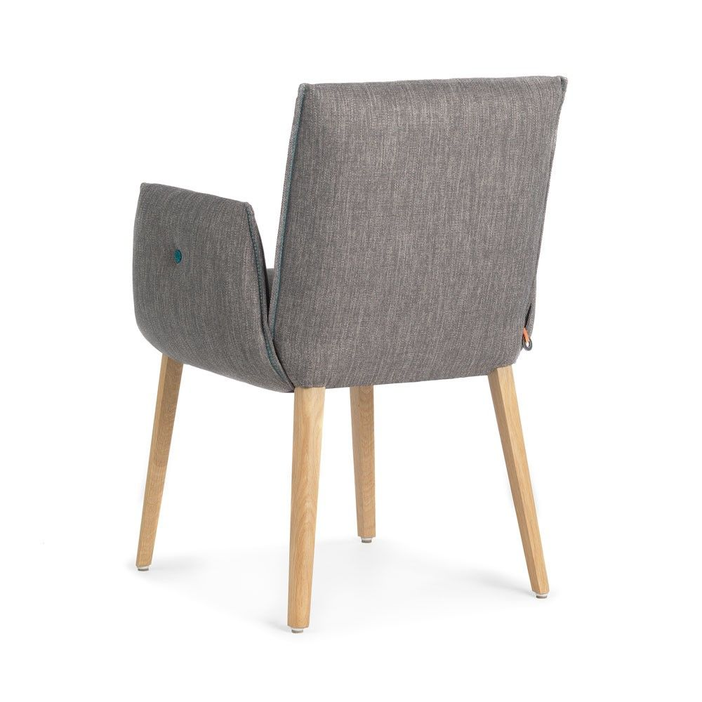 Soda chair H47 with arms | Adventures in Furniture