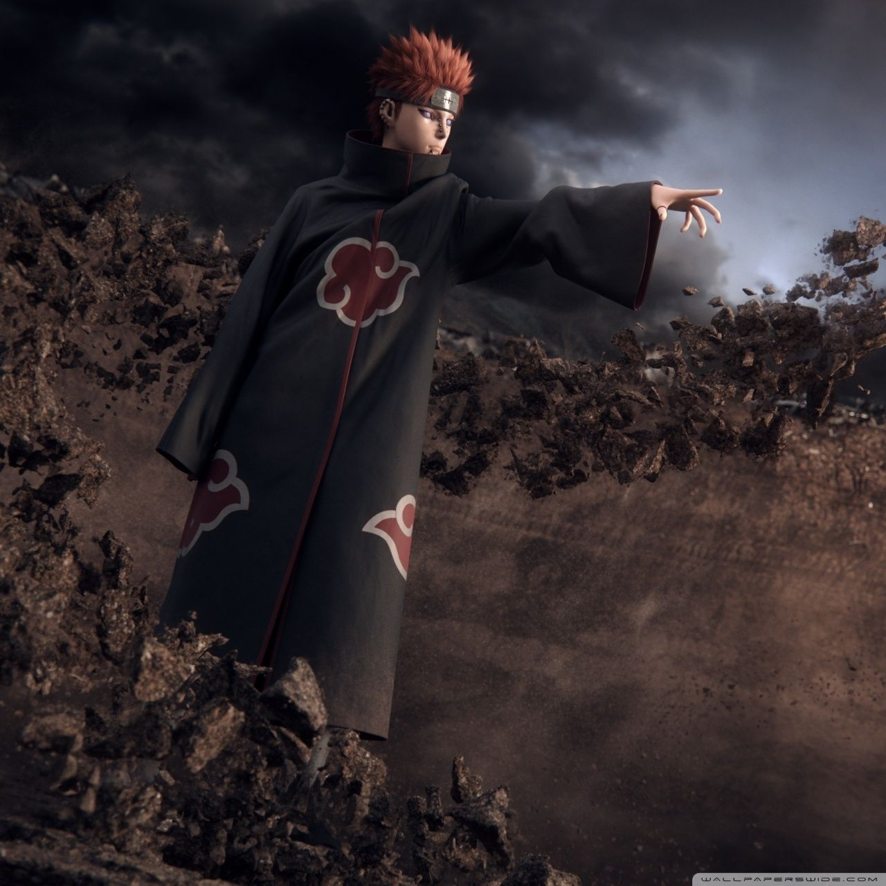 Naruto Shinra Tensei 4k Hd Desktop Wallpaper For 4k Ultra Hd Tv Wallpaper Naruto Gambar Kehidupan Gambar Anime
