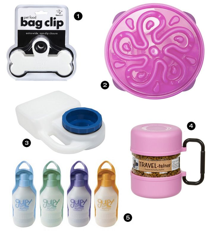 Dog Milk Holiday Gift Guide: Bowls, Feeders and Dining Accessories