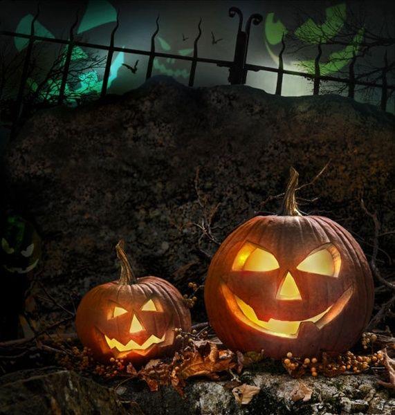 Halloween Background Hd