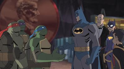 Dvd Blu Ray Batman Vs Teenage Mutant Ninja Turtles 2019 Teenage Mutant Ninja Turtles Batman Vs Teenage Mutant Ninja Turtles Movie