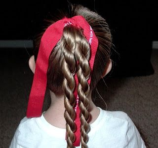 Hairstyles For 7 Year Olds Simple Braided Hairstyles For 7 Year Old Girls   Little Girl's