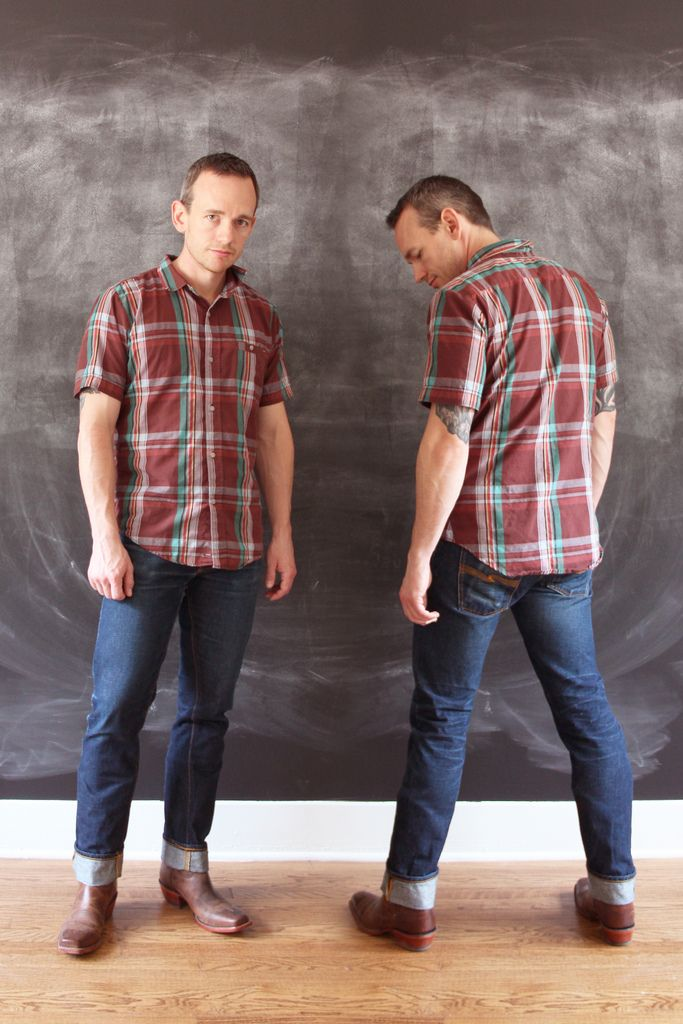 Shirt – Toddland from Shop Good Jeans – Nudies from Blue 7 Boots ...