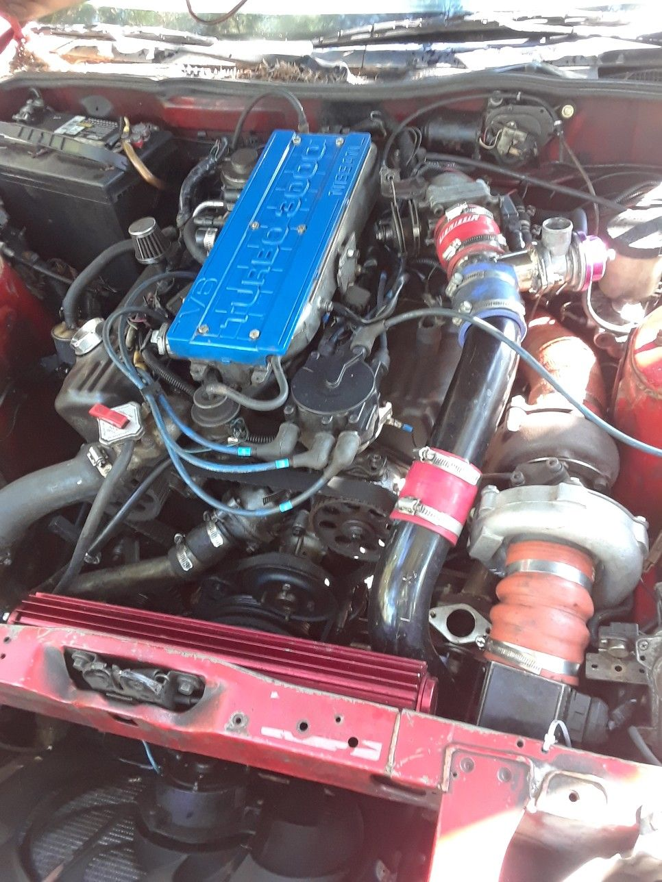 hight resolution of 86 300zx turbo relocation t04e