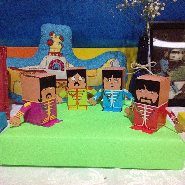 niver Beatles