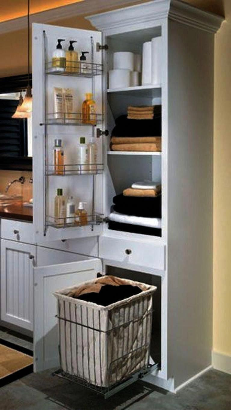 Best 32 Brilliant Over The Toilet Storage Ideas That Make The 400 x 300