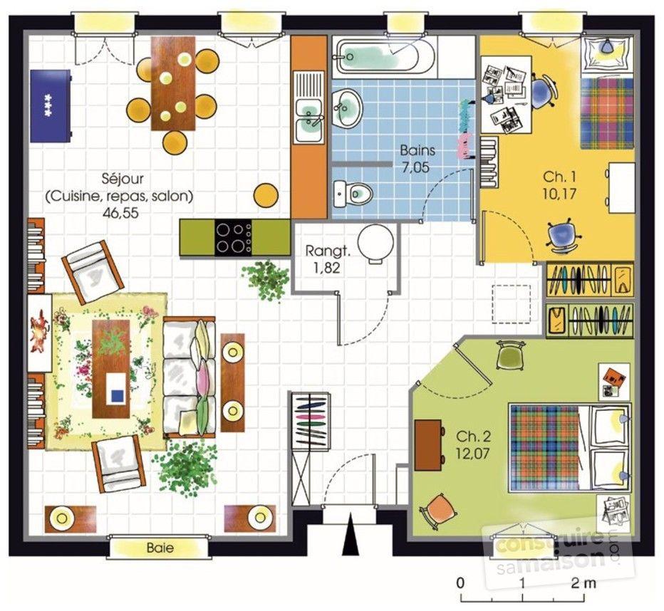 Maison accessible 1