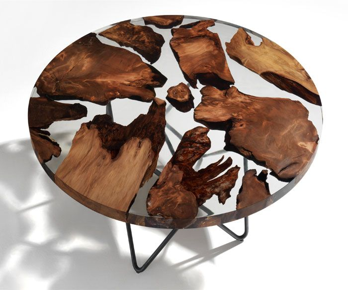 Modern Coffee Table Ideas Designs And Trends Wood Resin Table