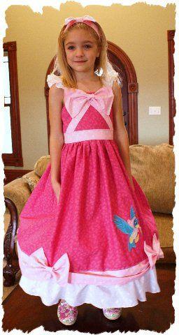Cinderella's Pink gown | Sew cute! | Pink dress ...