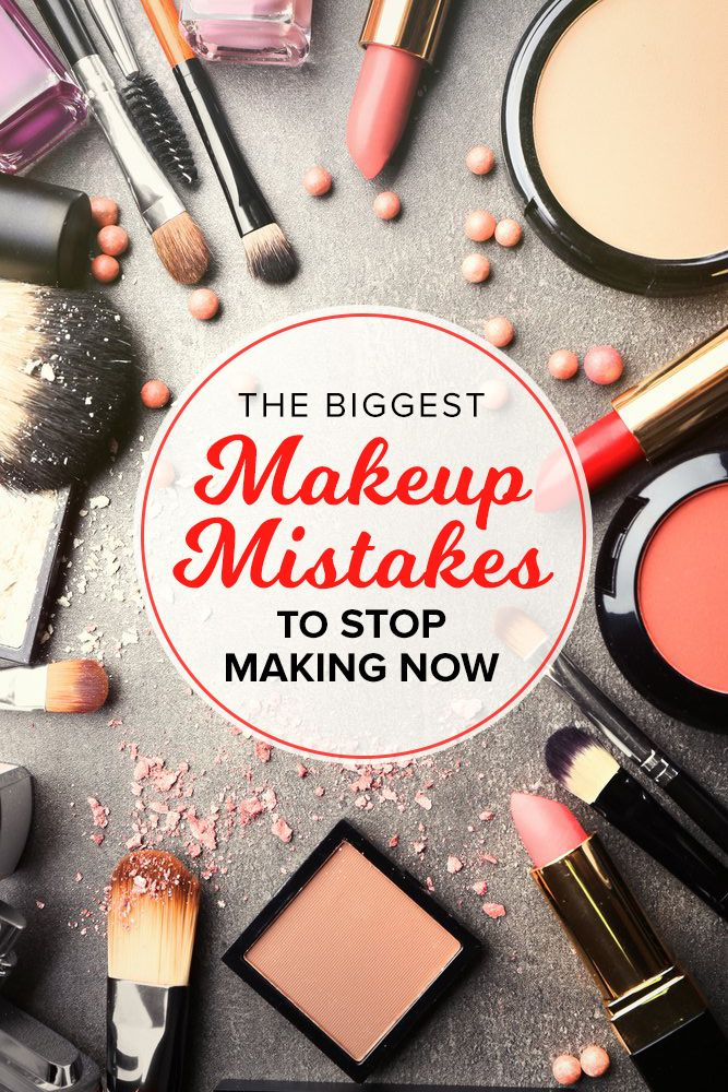 9 mistakes professional makeup artists hate — and how to avoid them