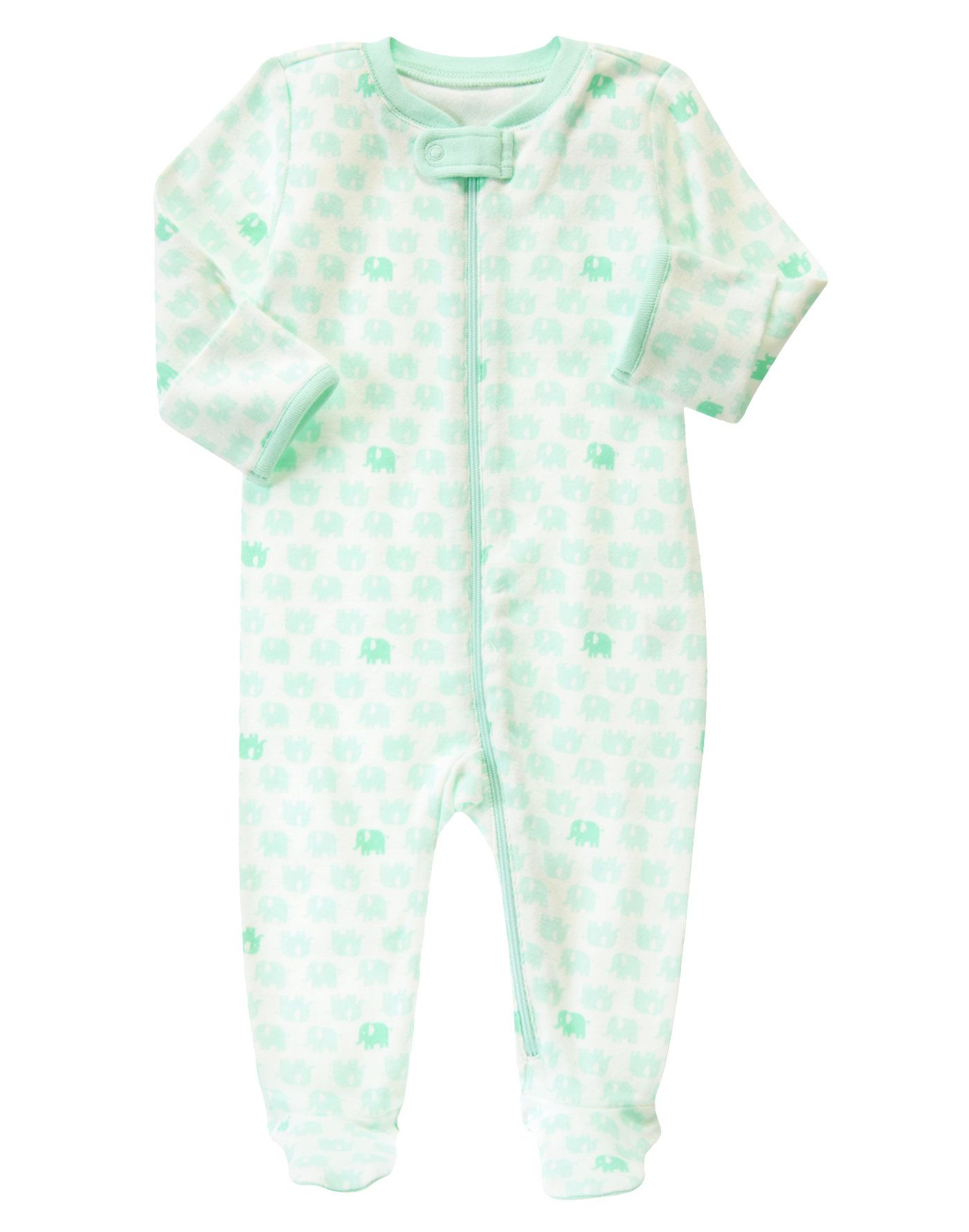 78b862d14327 Elephant Footed One-Piece at Gymboree Collection Name  Brand New ...