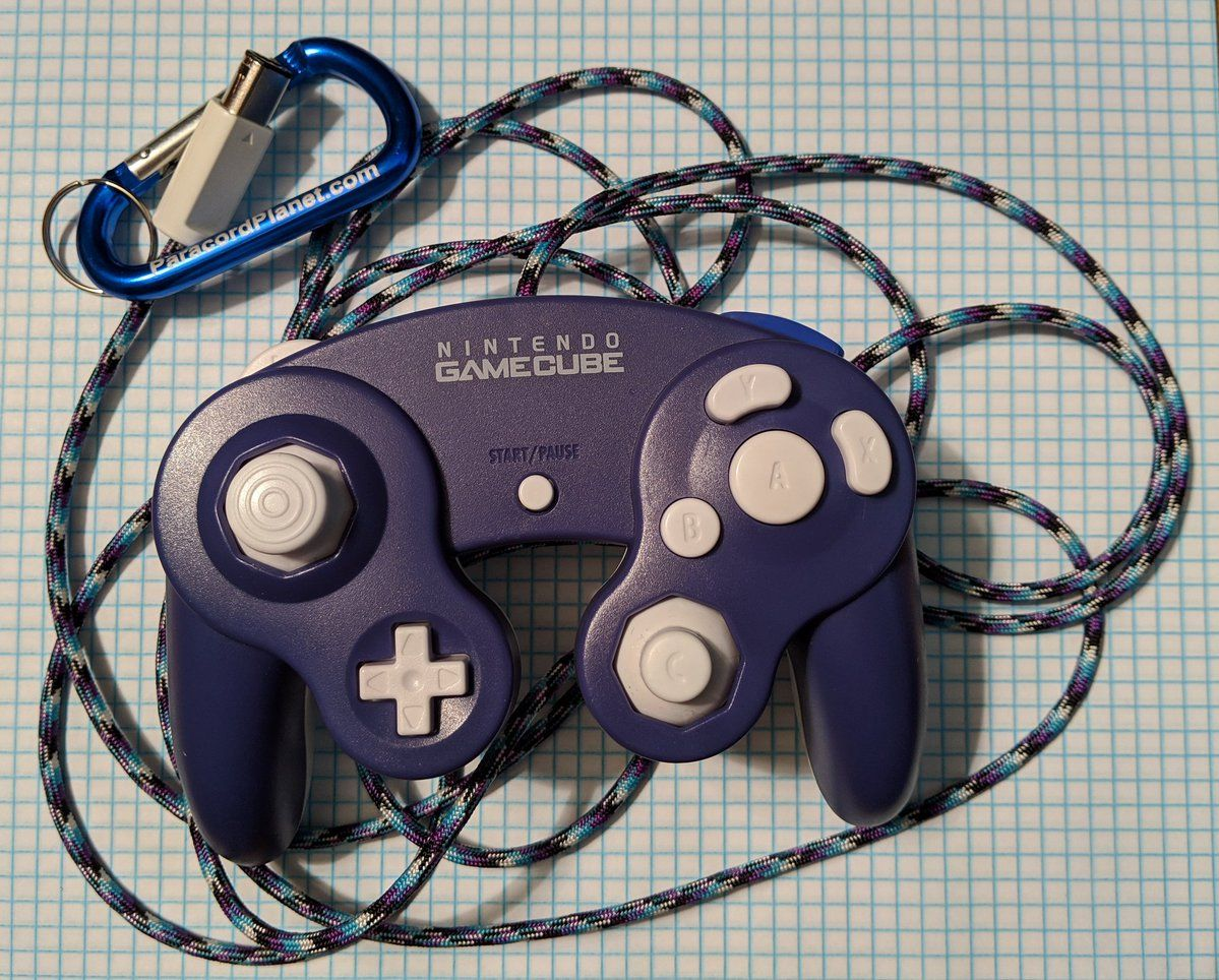 Pin by Paracord Planet on Creative Uses of Paracord | Gamecube