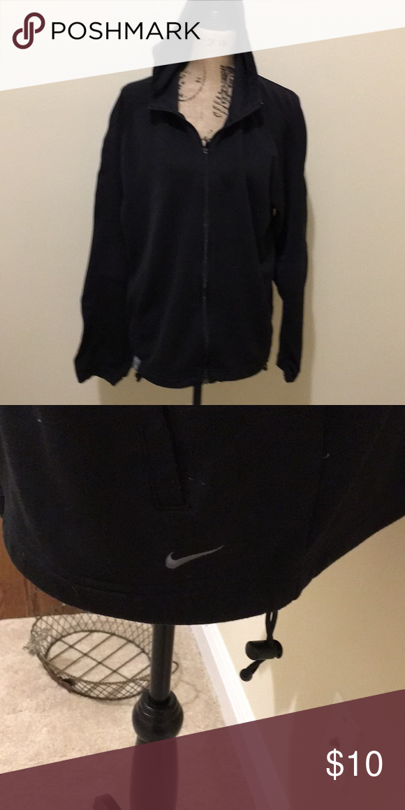a277c6ca0d4d Nike sweatshirt jacket Good condition. Some pilling but practical. Nike  Jackets   Coats Performance Jackets