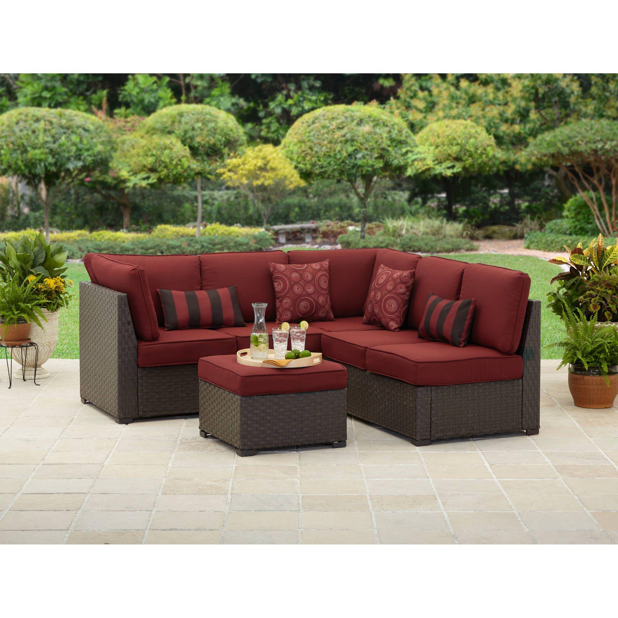 Patio & Garden   Outdoor furniture sets, Patio furniture ...