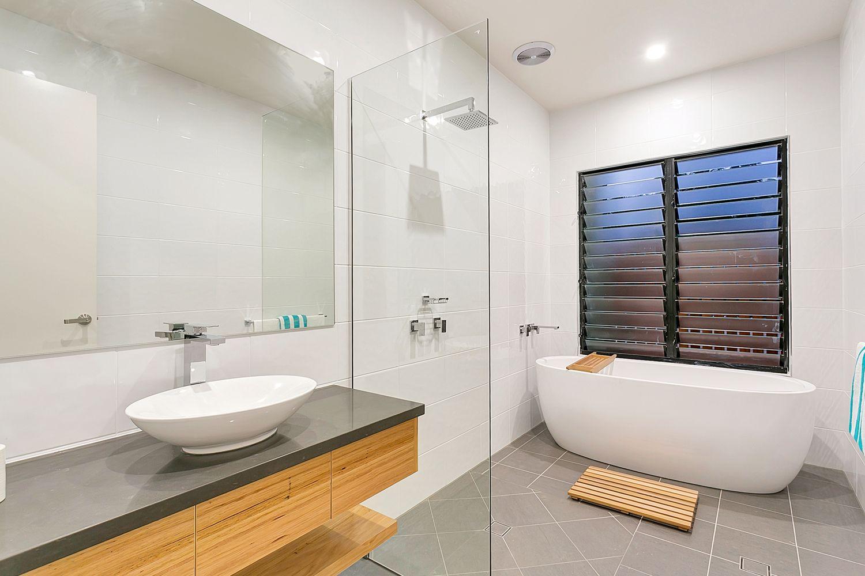 Modern Australian Bathroom Renovation Bathrooms Today Bathroom Renovations Wet Rooms