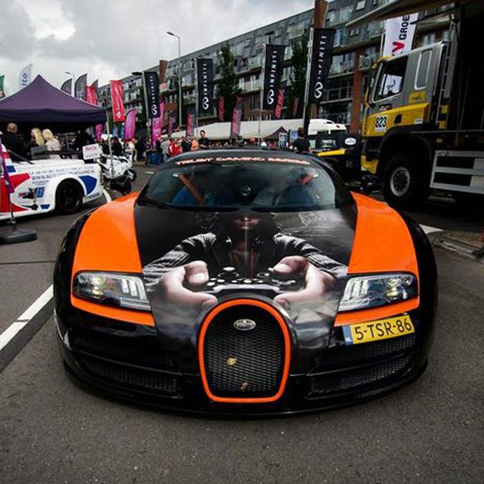 Bugatti Veyron Grand Sport World Record Edition 2011 3d