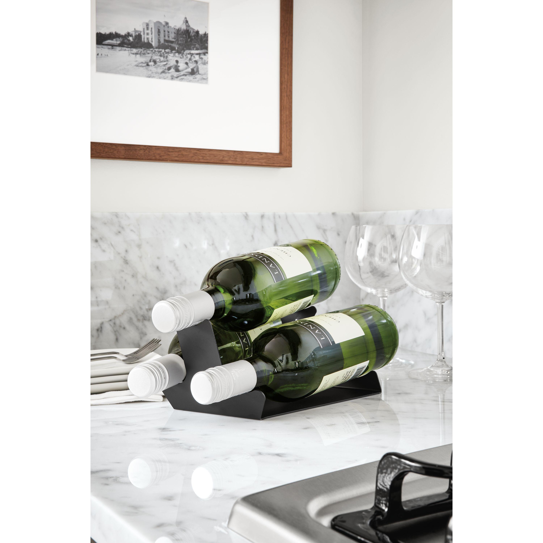 Bosley Modern Wine Rack
