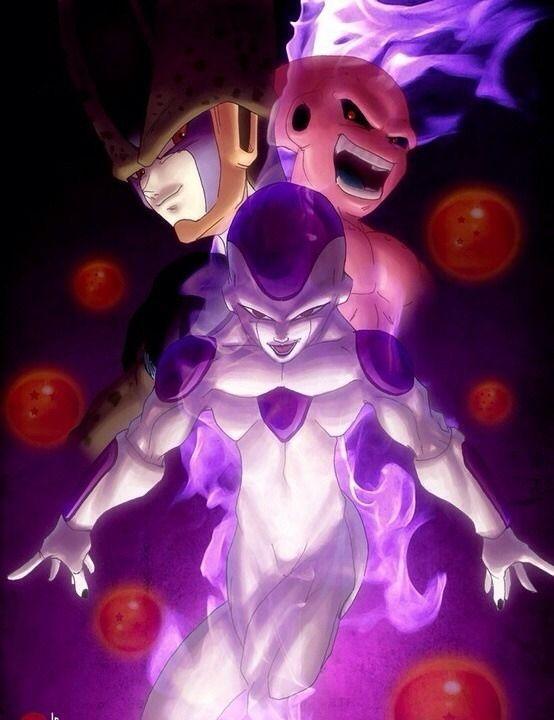 250 ilustraciones de Dragon Ball, Z, Gt, Super [Megapost] - Taringa!