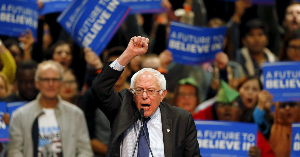 Bernie Sanders Claims Momentum After Three State Victories