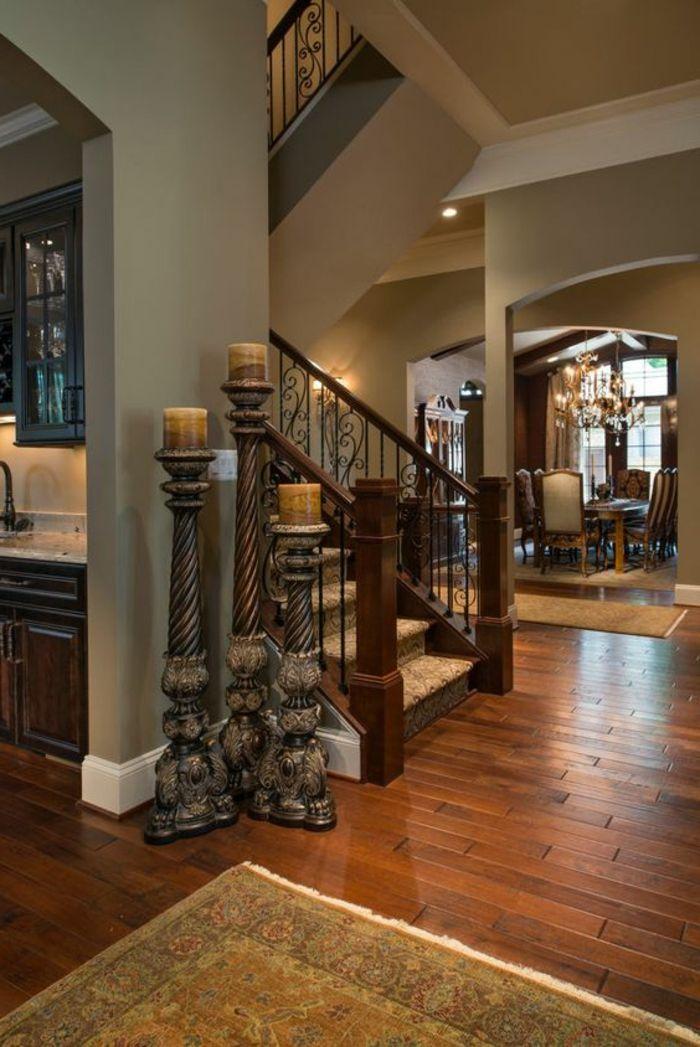 Fesselnd ▷ 50+ Bilder Und Ideen Für Treppenaufgang Gestalten | Gestaltung Von  Treppen | Pinterest | Treppenaufgang Gestalten, Treppenaufgang Und  Erstaunliche Fotos